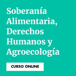 UVA. Universidad Lavaca. Curso de Soberania alimentaria, derechos humanos y agroecologia